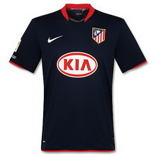 Atlético Madrid away 2008-2009 soccer Jersey