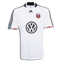 D.C. United away 2008 soccer Jersey