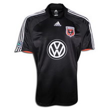 D.C. United home 2008 soccer Jersey