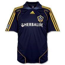 Los Angeles Galaxy away 2008 soccer Jersey