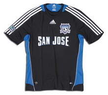 San Jose Earthquakes home 2008 soccer Jersey