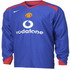 Manchester United 2006 2006 away Jersey, long sleeve