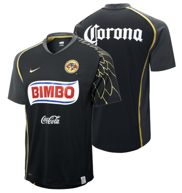 cheap for discount 5251c d9a3f Club America Jerseys: 2007-2008 third soccer jersey picture.
