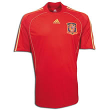 Spain Soccer jerseys online at Soccer.com